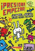 Cover-Bild zu ¡presiona Empezar! #1: ¡fin del Juego, Súper Chico Conejo! (Game Over, Super Rabbit Boy!), Volume 1: Un Libro de la Serie Branches von Flintham, Thomas