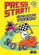 Cover-Bild zu Super Rabbit Racers!: A Branches Book (Press Start! #3), Volume 3 von Flintham, Thomas