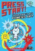 Cover-Bild zu Super Rabbit Boy Powers Up! a Branches Book (Press Start! #2), Volume 2 von Flintham, Thomas