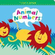 Cover-Bild zu Animal Numbers von Flintham, Thomas