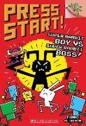 Cover-Bild zu Super Rabbit Boy vs. Super Rabbit Boss!: A Branches Book (Press Start! #4), Volume 4 von Flintham, Thomas