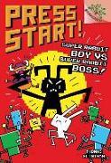 Cover-Bild zu Super Rabbit Boy vs. Super Rabbit Boss] a Branches Book (Press Start] #4), Volume 4 von Flintham, Thomas