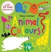 Cover-Bild zu Animal Colours von Flintham, Thomas