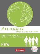 Cover-Bild zu Mathematik - Fachhochschulreife, Gesundheit und Soziales, Ernährung und Hauswirtschaft - Nordrhein-Westfalen 2016, Schülerbuch von Brüggemann, Juliane