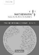 Cover-Bild zu Mathematik - Allgemeine Hochschulreife, Gesundheit, Erziehung und Soziales, Klasse 11, Lösungen zum Schülerbuch von Brüggemann, Juliane