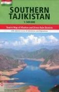 Cover-Bild zu Southern Tajikistan 1 : 500 000