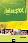 Cover-Bild zu MusiX 1. Video-DVD von Detterbeck, Markus