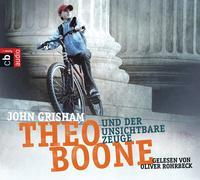 Cover-Bild zu Grisham, John: Theo Boone und der unsichtbare Zeuge
