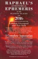 Cover-Bild zu Raphael's Astrological Ephemeris von Raphael, Edwin