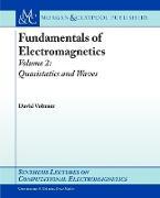 Cover-Bild zu Fundamentals of Electromagnetics 2 von Voltmer, David R.