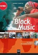 Cover-Bild zu Black Music. Audio-CD und CD-ROM von Detterbeck, Markus (Hrsg.)