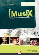 Cover-Bild zu MusiX 1. Schülerarbeitsheft 1A. Ausgabe BG (Bayern Gym Lehrplan Plus) von Detterbeck, Markus
