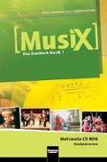 Cover-Bild zu MusiX 1. Multimedia CD-ROM (Einzelplatzversion) von Detterbeck, Markus