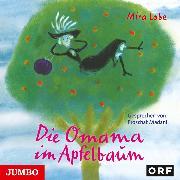 Cover-Bild zu Die Omama im Apfelbaum (Audio Download) von Lobe, Mira