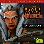Cover-Bild zu Disney/Star Wars Rebels - Folge 11 (Audio Download) von Bingenheimer, Gabriele