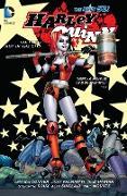 Cover-Bild zu Harley Quinn Vol. 1: Hot in the City (The New 52) von Palmiotti, Jimmy