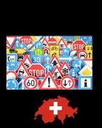 Cover-Bild zu Verkehrsregeln und Zeichen Schweiz (eBook) von Kloss, Martina