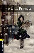 Cover-Bild zu Oxford Bookworms Library: Level 1:: A Little Princess von Burnett, Frances Hodgson
