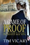 Cover-Bild zu A Game of Proof (The Trials of Sarah Newby, #1) (eBook) von Vicary, Tim