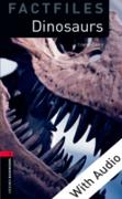 Cover-Bild zu Dinosaurs - With Audio Level 3 Factfiles Oxford Bookworms Library (eBook) von Vicary, Tim