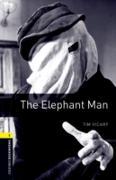 Cover-Bild zu Elephant Man Level 1 Oxford Bookworms Library (eBook) von Vicary, Tim