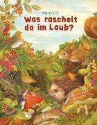 Cover-Bild zu Was raschelt da im Laub? von Walczyk, Jana
