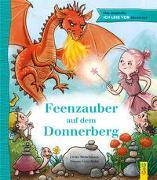 Cover-Bild zu Das magische ICH LESE VOR-Abenteuer: Feenzauber auf dem Donnerberg von Motschiunig, Ulrike