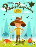 Cover-Bild zu Räuberhauptmann Tjamme von Hula, Saskia