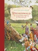 Cover-Bild zu Wiesenwald von Wolf, Stephan
