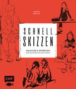Cover-Bild zu Mehlitz, Martin: Schnellskizzen