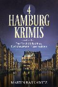 Cover-Bild zu 4 Hamburg Krimis (eBook) von Barkawitz, Martin