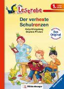 Cover-Bild zu Der verhexte Schulranzen - Leserabe 1. Klasse - Erstlesebuch für Kinder ab 6 Jahren von Königsberg, Katja