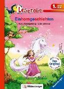 Cover-Bild zu Leserabe 34, Lesestufe 1 - Einhorngeschichten von Königsberg, Katja