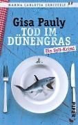 Cover-Bild zu Tod im Dünengras (eBook) von Pauly, Gisa