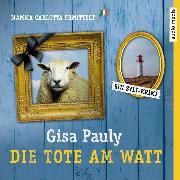 Cover-Bild zu Die Tote am Watt (Audio Download) von Pauly, Gisa