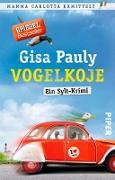 Cover-Bild zu Vogelkoje (eBook) von Pauly, Gisa