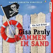 Cover-Bild zu Flammen im Sand (Audio Download) von Pauly, Gisa