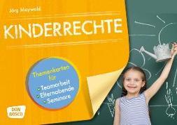 Cover-Bild zu Kinderrechte von Maywald, Jörg