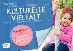 Cover-Bild zu Kulturelle Vielfalt von Keller, Heidi