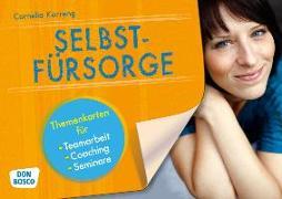 Cover-Bild zu Selbstfürsorge von Korreng, Cornelia