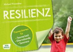 Cover-Bild zu Resilienz von Pfreundner, Michael