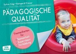 Cover-Bild zu Pädagogische Qualität von Backer, Nadine