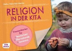 Cover-Bild zu Religion in der Kita von Helmchen-Menke, Heike