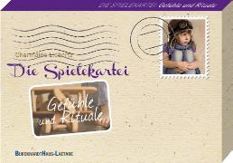 Cover-Bild zu Spielekartei: Gefühle und Rituale von Liebertz, Charmaine