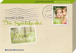 Cover-Bild zu Die Spielekartei: Sprachförderung von Liebertz, Charmaine