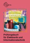 Cover-Bild zu Prüfungsbuch für Elektronik und Informationstechnik von Lücke, Thomas