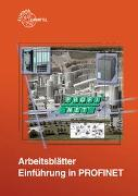 Cover-Bild zu Einführung in PROFINET von Lücke, Thomas