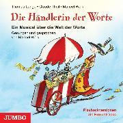 Cover-Bild zu Die Händlerin der Worte (Audio Download) von Lange, Thomas