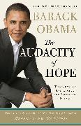 Cover-Bild zu The Audacity of Hope von Obama, Barack