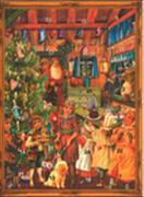 Cover-Bild zu Brändi Set Adventskalender Doppelkarten Motiv 469